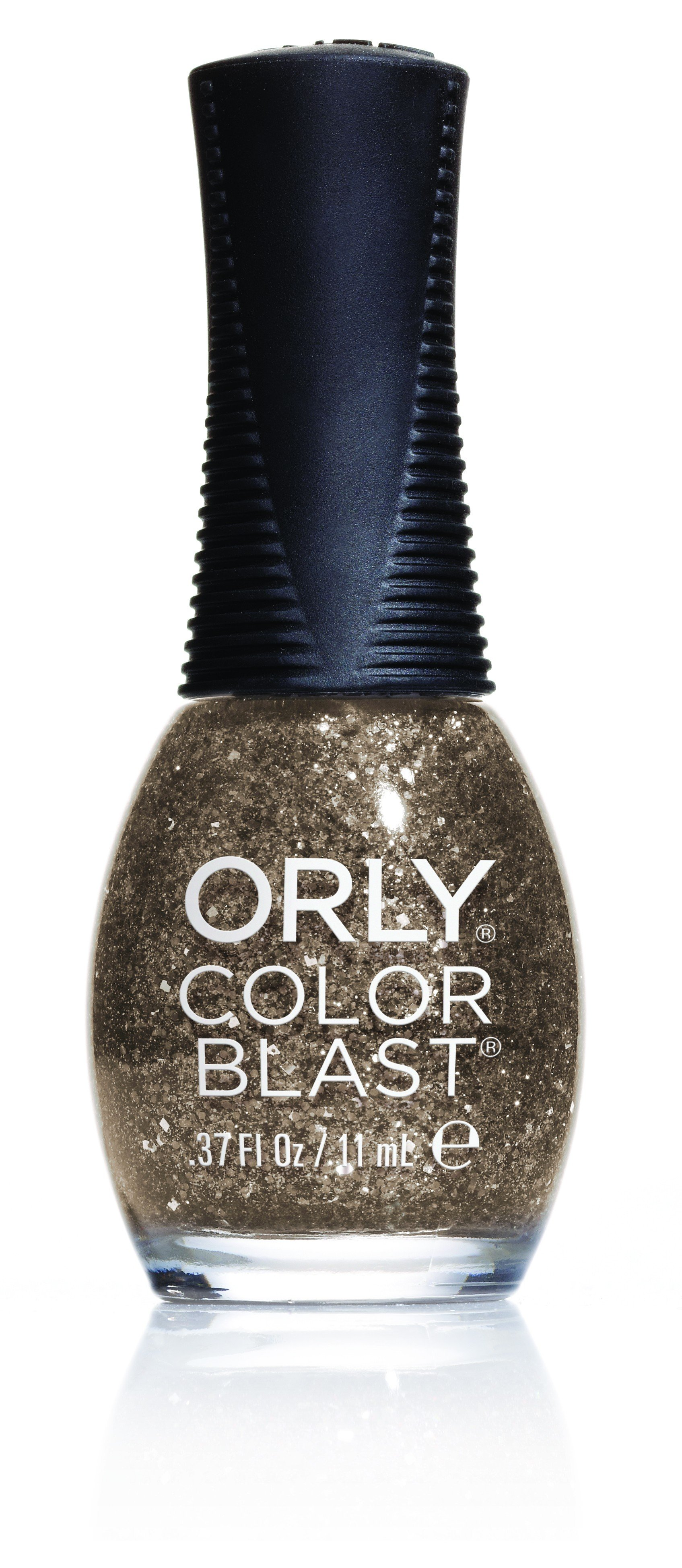 Orly Color Blast Champagne Gloss Glitter 11ml Graftons