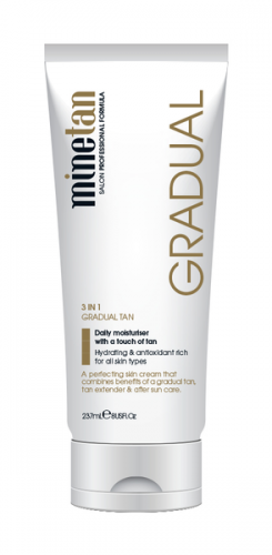 MineTan 3 in 1 Gradual Tan Gradual Tan  8.0 fl oz / 237ml