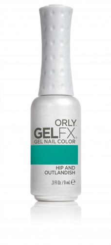 ORLY Gel FX Hip and Outlandish 9ml