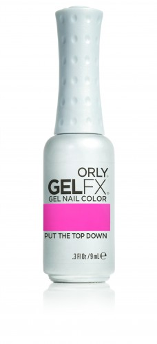 ORLY Gel FX Put The Top Down 9ml
