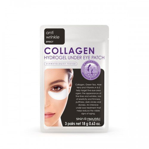 Skin Republic Under Eye Mask Collagen 3 pairs (18g) 10 Pack