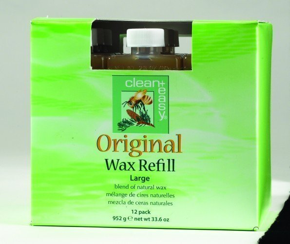clean+easy Roller Original Wax Large (12pk)