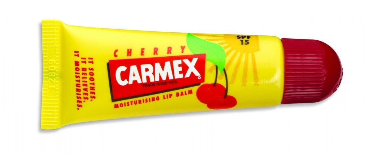 Carmex Lip Balm Cherry Tube (10g)