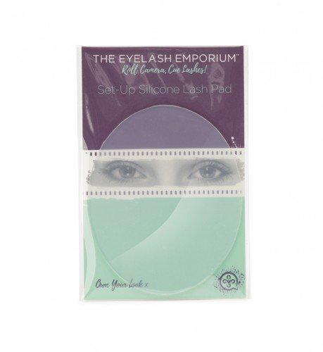 The Eyelash Emporium Set-Up Silicone Lash Pad