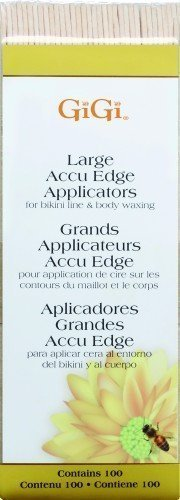 Gigi Accu Edge Applicators Large (100pk)
