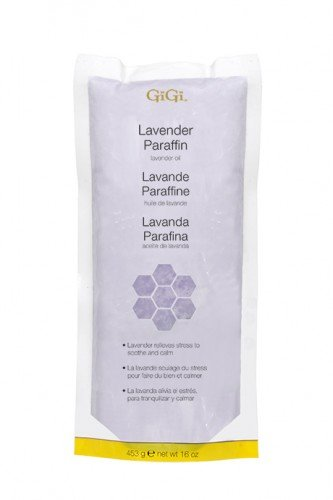 Gigi Paraffin Wax Lavender (16oz)