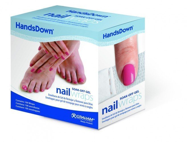 Handsdown Nail Wraps Boxes 10x12