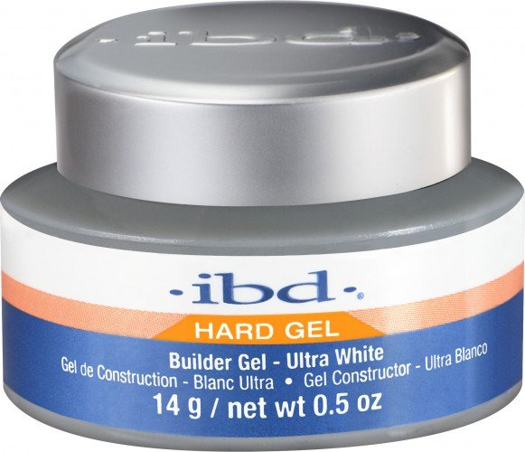 ibd Builder Gel Ultra White (0.5oz)