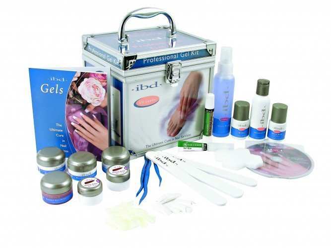 ibd Gel Kit Professional