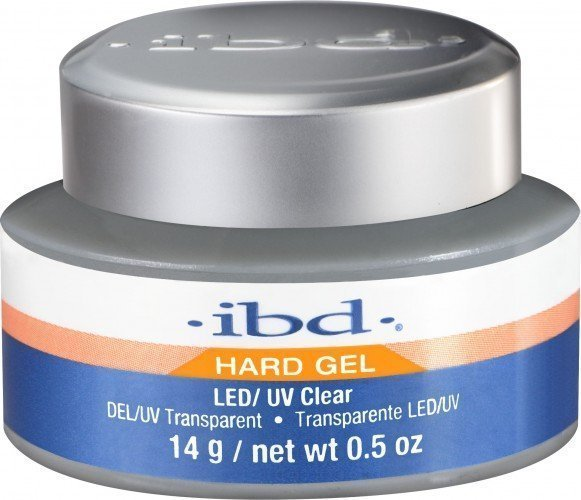 ibd LED/UV Clear Gel (0.5oz)