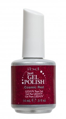 ibd Just Gel Polish Cosmic Red (14ml)