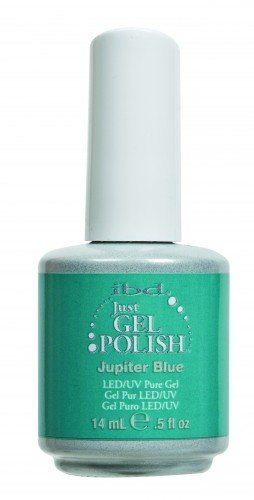 ibd Just Gel Polish Jupiter Blue (14ml)