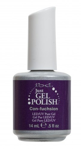 ibd Just Gel Polish Con-fuchsion (14ml)