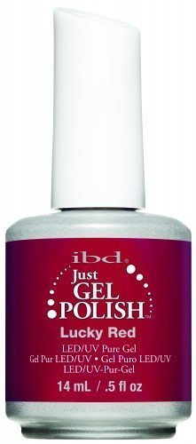 ibd Just Gel Polish Lucky Red (14ml)