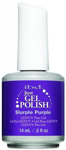 ibd Just Gel Polish Slurple Purple (14ml)