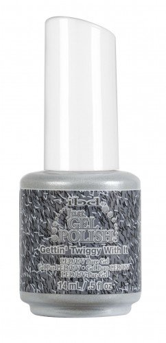 ibd Just Gel Polish - special £ Gettin' Twiggy With It (14ml)