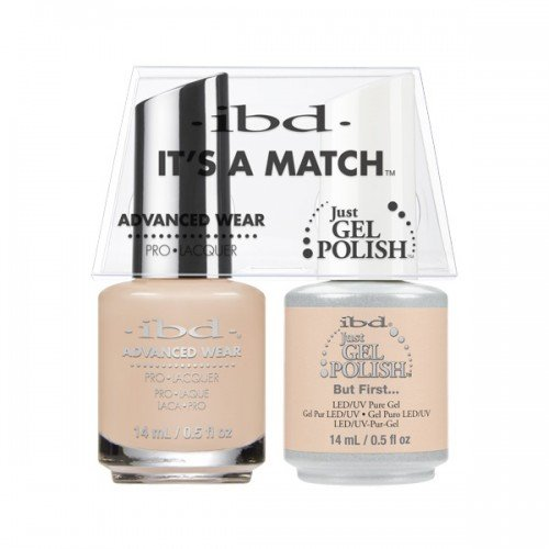 IBD It's a Match Duo JGP  ADVANCED WEAR BUT FIRST...14ML
