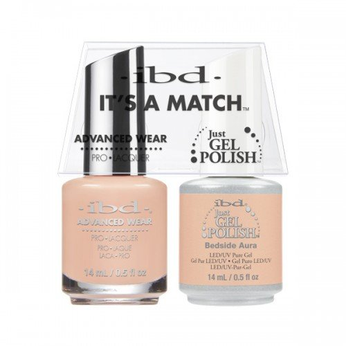 IBD IT'S A MATCH DUO JGP  ADVANCED WEAR BEDSIDE AURA 14ML