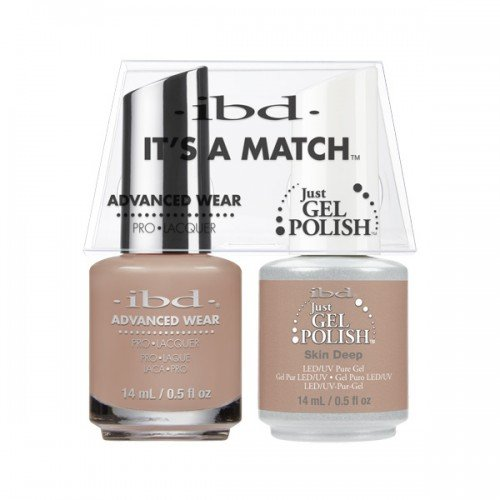 IBD IT'S A MATCH DUO JGP  ADVANCED WEAR SKIN DEEP 14ML