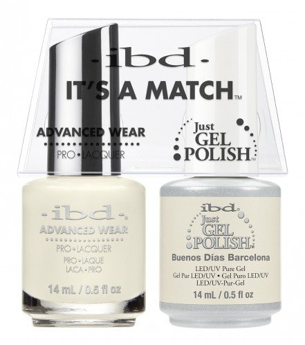 IBD IT'S A MATCH DUO JGP  ADVANCED WEAR BARCELONA 14ML