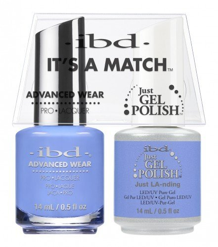 IBD IT'S A MATCH DUO JGP  ADVANCED WEAR JUST LA 14ML