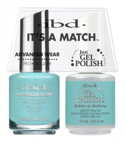 IBD It's a Match Duo JGP  ADVANCED WEAR DUBLIN 14ML