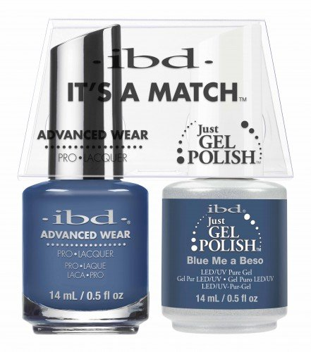 IBD It's a Match Duo JGP  AW BLUE ME BESO 14ML