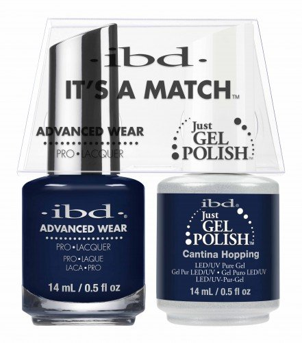 IBD IT'S A MATCH DUO JGP  AW CANTINA HOPPING 14ML