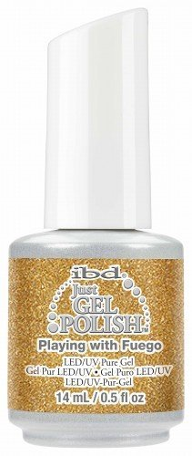 IBD JUST GEL POLISH JGP PLAY WITH FUEGO 14ML