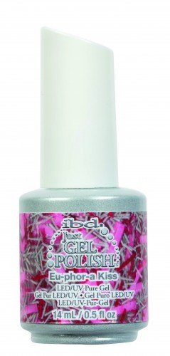 ibd Just Gel Polish - Special £ Eu-Phor-a Kiss (14ml)