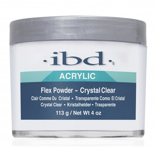 ibd Flex Powder Clear (4oz)