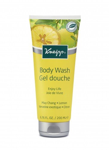 Kneipp Body Wash Enjoy Life May Chang Lemon (200ml)