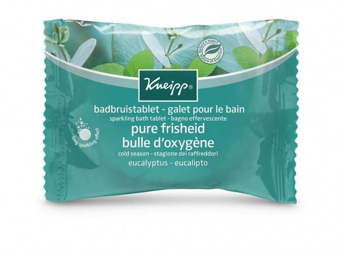 Kneipp Sparkling Bath Tablet Cold Season Eucalyptus