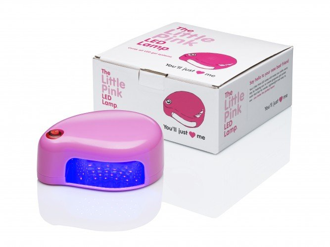 Little Pink Lamp LED