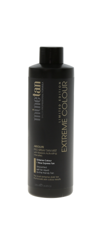 MineTan Absolute Mist Ultra Dark (Melanin Activating) 7.4 fl oz / 220ml