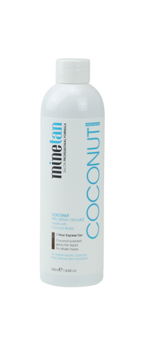 MineTan Coconut Mist Hydrating (Coconut Water) 7.4 fl oz / 220ml