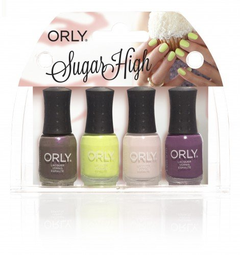 ORLY Sugar High Mini Kit