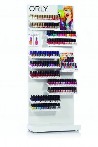 ORLY Tower Polish Display
