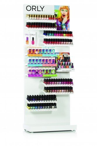 ORLY Displays ORLY Tower Polish  Treatment Display(Empty)