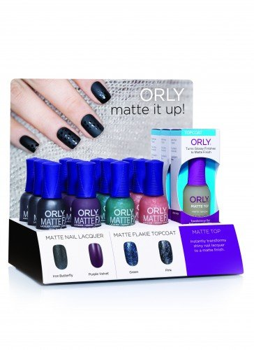 ORLY Matte Collection 15 pc