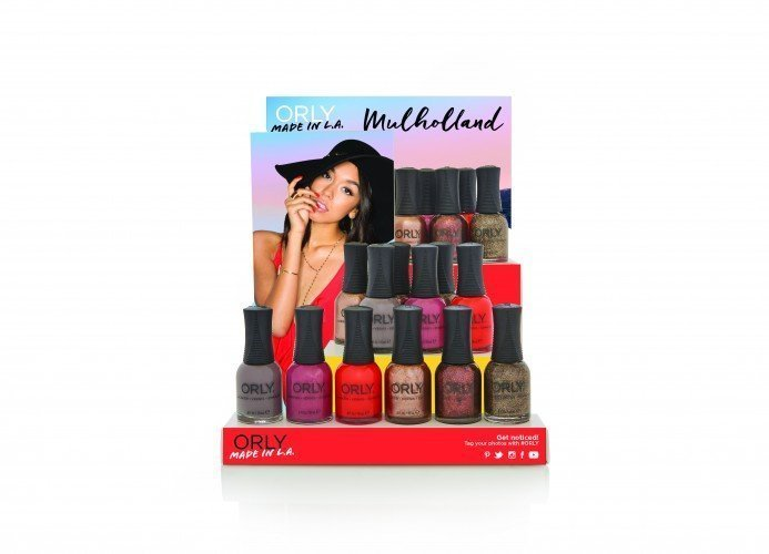ORLY Mulholland 15 piece + 3 free