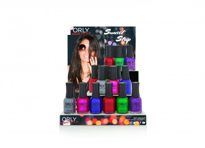 Orly Polish 18pc collection Sunset Strip