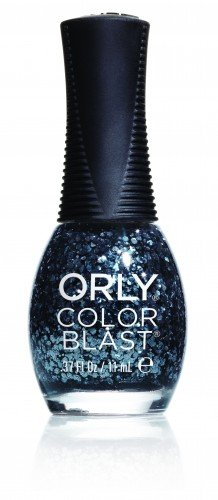ORLY Color Blast Gunmetal Chunky Glitter (11ml)
