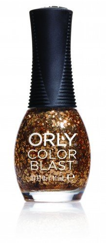 ORLY Color Blast Bronze Chunky Glitter (11ml)