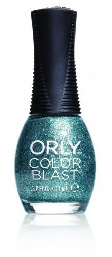ORLY Color Blast Aqua 3D Glitter (11ml)