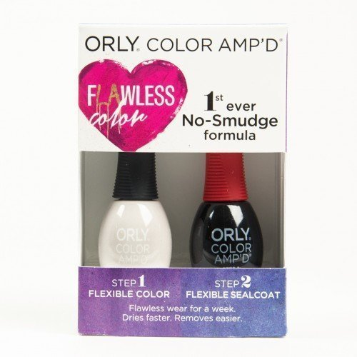 ORLY Amp'd Flexible Wear The Boulevard Duo Kit