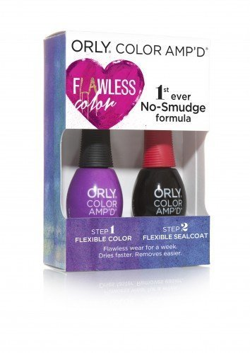 ORLY Amp'd  Valley Girl Duo Kit