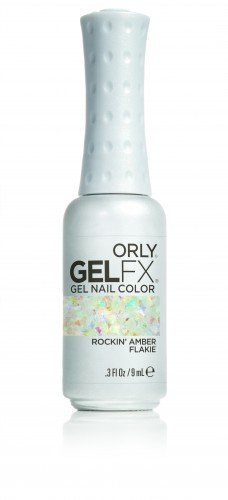ORLY Gel FX Rockin' Amber Flakie (9ml)