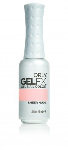 ORLY Gel FX Sheer Nude (9ml)