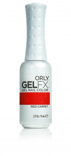 ORLY Gel FX Special £ Red Carpet (9ml)